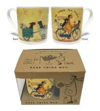 Sam Toft (le service de taxi doggie) Bone China Mug dans boîte cadeau mgbc23810
