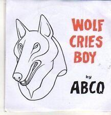 (CO68) ABCQ, Wolf Cries Boy - DJ CD