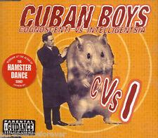CUBAN BOYS - Cognoscenti vs Intelligentsia (UK 3 Tk CD Single)