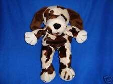 """Plush Dog Puppet Mary Meyer 2002 14"""""""