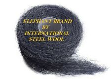 1 lb Stainless Steel Wool Roll - Medium  Great forExhaust / Muffler Repacking