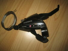 Shimano EZ fire 8 speed bike / cycle  brake lever and gear shifter ST-EF65-8R
