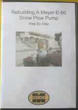 Rebuilding A Meyer E-60 Snow Plow Pump DVD
