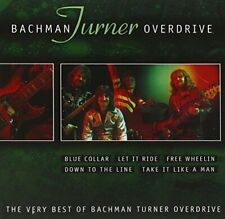 Bachman Turner Overdrive Very best of (13 tracks) [CD]
