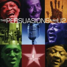 The Persuasions - Persuasions Sing U2 [New CD]