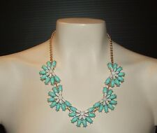 Stephen & Co. Antique Style Turquoise Statement Necklace From Nordstrom NEW!!