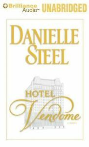 Hotel Vendome by Danielle Steel (2012, CD Unabridged)  06