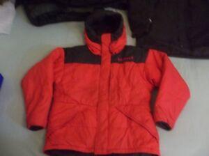 Marmot Alpinist Belay Parka Pertex Primaloft Biggie Mammoth Jacket Das Coat WARM