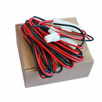 Copper DC Cord Power Cable for Kenwood TK7160 TK8160 TK7360 Portable Radio