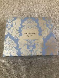 Dolce & Gabbana Light Blue Gift Set 25ml 2020 EDT 25ML + TRAVEL SPRAY 10ML