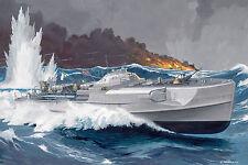 REVELL® 05002 1:72 Deutsches Schnellboot S-100 &Flak 38 NEU OVP