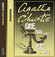 One, Two, Buckle My Shoe: Complete & Unabridged by Agatha Christie (CD-Audio,...