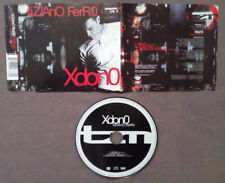 CD SINGOLO Tiziano Ferro Xdono ELECTRONIC POP DOWNTEMPO no lp mc vhs dvd(S1)
