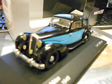 HOTCHKISS 686 GS Oldtimer 1949 schwarz blau blue NEW NEU IXO White Box 1:43