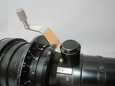 ZOOM CRANK for ANGENIEUX 12-120mm,15-150mm, 9.5-57mm, 12-240mm Lens 16mm camera