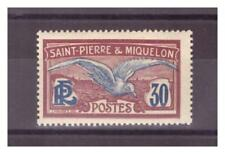 SAINT PIERRE ET MIQUELON   . N° 112 .  30   c   GOELAND     NEUF  **. SUPERBE
