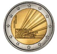 2 Euro Portugal 2021 EU-Ratspräsidentschaft