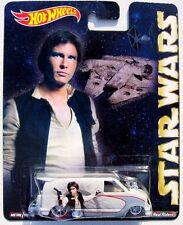 HOT WHEELS NOSTALGIA POP CULTURE STAR WARS (Han Solo) 1985 CHEVY ASTRO VAN RLT