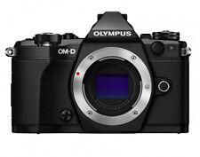 Olympus OM-D E-M5 16.1MP Digital SLR Camera - Black (Body only)