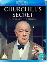 Churchill's Secret [Blu-ray] [DVD][Region 2]