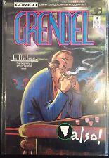 Grendel #18 VF 1st Print Free UK P&P Comico Comics