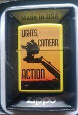 "Zippo"" Cameraman""Lighter New & Boxed"