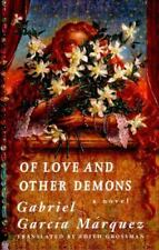 Of Love and Other Demons by Gabriel García Márquez (1995, Hardcover)