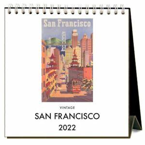 Found Image Press,  San Francisco 2022 Desk Calendar