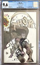 Thor 6 CGC 9.6 Momoko Trade Cover (118)