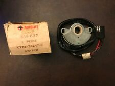 NOS Autolite 1967-1968-1969 Ford Mustang Mercury Cougar C4 Neutral Safety Switch