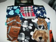 Xsmall Dog sweater Male colors, NEW Fleece washable  more sizes in e-bay store