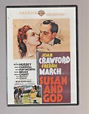 'SUSAN AND GOD' JOAN CRAWFORD FREDRIC MARCH DVD