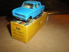 Dinky Toys / Atlas  1/43 540 Opel A Kadett         MIB