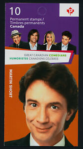 Canada #BK599 MNH Booklet Pane CV$17.00 [2774a]