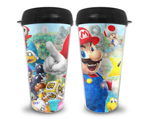 New Super Mario Travel Mug Nintendo