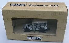 "1980s Land Rover ""Safari"", Diecast by ""Bub-Toys"", Mint in Box!"