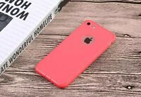 NEW iPhone 5 5s SE 6 6s Plus Shockproof gel case with charger port DUST cover