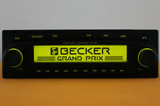 BECKER RADIO AUTORADIO GRAND PRIX MP3 BE 7993 PORSCHE MERCEDES VW SKODA FORD BMW