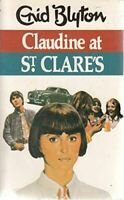 Blyton, Enid, Claudine at St.Clare's (The Dragon Books), Very Good, Hardcover