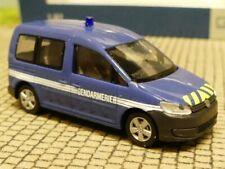 1/87 Rietze VW Caddy Gendarmerie 52911
