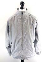 STARTER Mens Jacket Coat XL Grey Polyester
