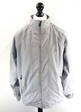 STARTER Mens Jacket Coat XL Grey Polyester