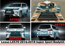Lexus LX570 2016-2019 Super Sport Body kit Limited Offer