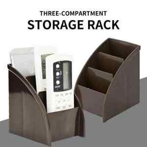 Handy TV remote control/cell phone storage rack/holder/organizer US SELLER!
