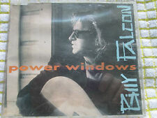Billy Falcon – Power Windows  PolyGram – 866 011-2 3 track  CD Single