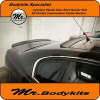 MR INJECTION PLASTIC REAR WINDOW ROOF SPOILER WING SUIT HOLDEN VE COMMODORE..