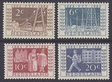 NVPH 592-595 Tentoonstelling ITEP 1952 postfris (MNH)