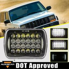 DOT Approved 7x6 Inch LED Headlight Sealed Hi-Lo Beam For Nissan Pickup Hardbody