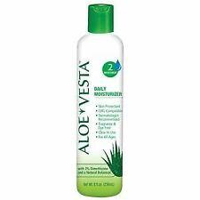 Convatec Aloe Vesta Skin Conditioner Cream 8 oz. Bottle -10 Pack