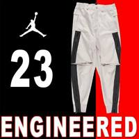 MEN'S NIKE AIR JORDAN 23 ENGINEERED CARGO PANTS STREETWEAR MOON PARTICLE 4XLT